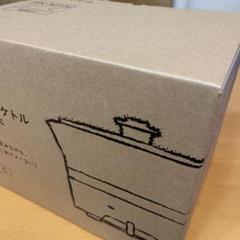 """Thumbnail of """"シロカ 電気ケトル 1L ちょいなべ ホワイト SK-M152(C)"""""""
