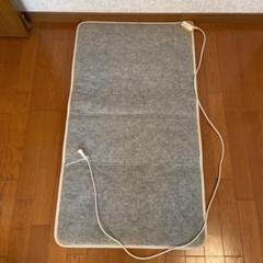 """Thumbnail of """"ナカギシ 電気カーペット ホットマット ペットにも使える 敷き毛布"""""""