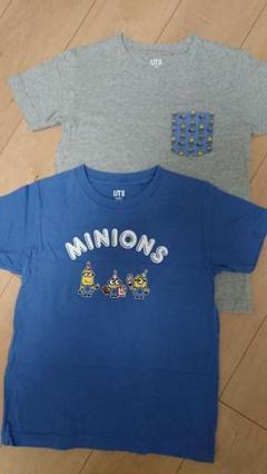 "Thumbnail of ""ユニクロ  ミニオン  Tシャツ  140"""