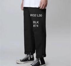 """Thumbnail of """"Dickies874 32×30 ブラック 黒"""""""