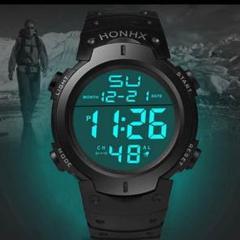 デジタルウォッチ 腕時計 ユニセックス大人気