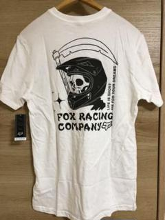 "Thumbnail of ""Fox Racing DeathWishPremiumTシャツ Sホワイト 新品"""