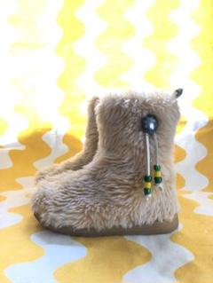 "Thumbnail of ""ブーブーウー Boo homes 靴 ブーツ キッズ"""