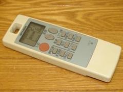 "Thumbnail of ""RM26 三菱電機 エアコン用リモコン NA0511 (電池蓋無)中古品"""