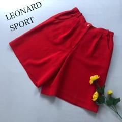 """Thumbnail of """"♪美品♪ LEONARD SPORT 刺繍ロゴ ハーフパンツ 大きいサイズ"""""""