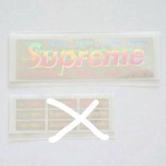 "Thumbnail of ""Supreme Box Logo ホログラムステッカー"""
