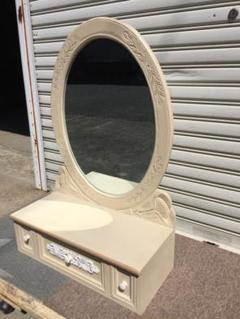 "Thumbnail of ""ドレッサー Retro mirror dresser"""