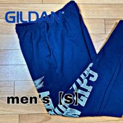 "Thumbnail of ""15【GILDAN】プリントスウェットパンツ【メンズS】ネイビー"""