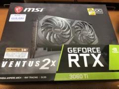 "Thumbnail of ""MSI GeForce RTX 3060 Ti VENTUS 2X OC"""