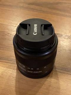 "Thumbnail of ""極美品|Canon EF-M 15-45mm"""