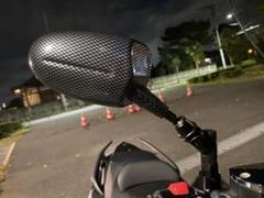 """Thumbnail of """"TMAX530 ミラー左右セット カーボン柄"""""""