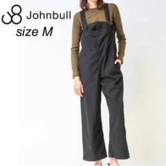 """Thumbnail of """"【新品】 JOHNBULL ジョンブル ライディングパンツ サロペット 黒 M"""""""