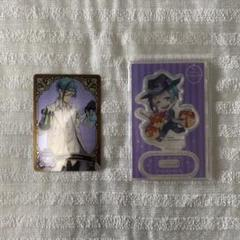 "Thumbnail of ""ツイステッドワンダーランド フロイド アクリルスタンド カード"""