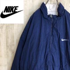 "Thumbnail of ""ナイキ NIKE 中綿 ナイロンジャケット 銀タグ 90s オーバーサイズ"""