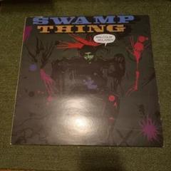"""Thumbnail of """"MALCOM McLAREN/SWAMP THING LP レコード"""""""