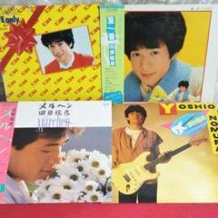 "Thumbnail of ""【昭和アイドル】田原俊彦 野村義男 LPレコード 特典ポスター付き"""