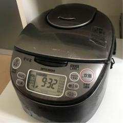 """Thumbnail of """"三菱電機 NJ-KE10-S IHジャー炊飯器 シルバー 5.5合炊き"""""""