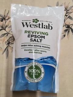 "Thumbnail of ""<エプソム ソルト> Westlab EPSOM SALT(1kg)"""