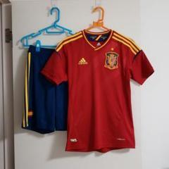 "Thumbnail of ""EURO2008 スペイン代表ユニフォーム イニエスタ 160"""