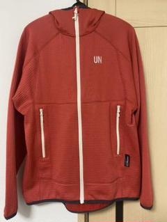 """Thumbnail of """"UN2100 Light weight fleece / Red  Lサイズ"""""""