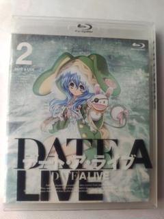 "Thumbnail of ""デート・ア・ライブ 第2巻 Blu-ray  特典無し"""