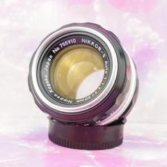 """Thumbnail of """"Nippon kogaku nikkor-s 50mm F1.4"""""""