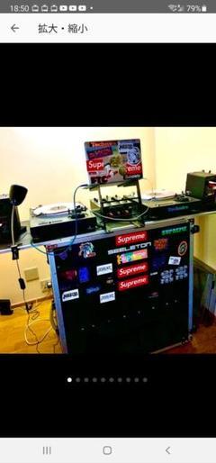 "Thumbnail of ""DJ Technics ターンテーブル セット"""