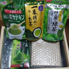"Thumbnail of ""伊藤園×イオン 茶カテキンたっぷり茶箱"""