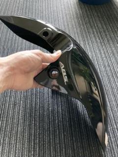 "Thumbnail of ""スズキ GSX-R125 ABS フロントフェンダー 黒"""