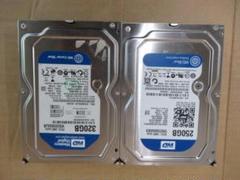 "Thumbnail of ""内蔵HDD WesternDigital WD2500AAKX/3200AAJB"""