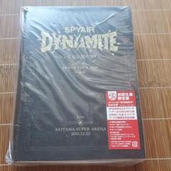 "Thumbnail of ""SPYAIR/DYNAMITE~シングル全部ヤリマス~〈初回生産限定盤・2枚組〉"""