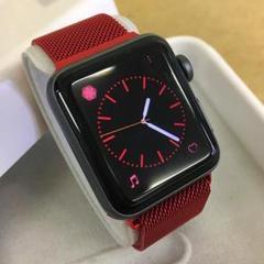 """Thumbnail of """"Apple Watch series2 アップルウォッチ 38mm 黒"""""""