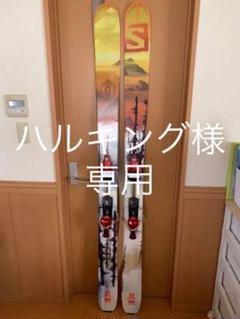 "Thumbnail of ""サロモン Q115 188cm キズ少なめ"""