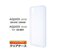 "Thumbnail of ""AQUOS sense SHV40   ソフト クリア  ケース"""