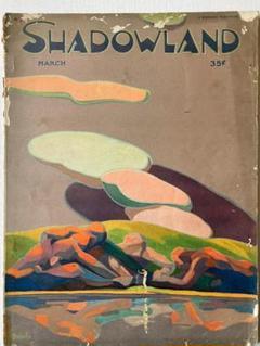 """Thumbnail of """"Shadowland/ 1921年3月"""""""