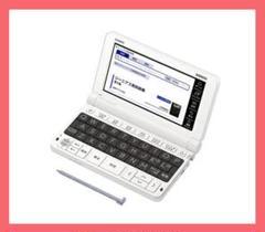 "Thumbnail of ""カシオ EX-word XD-SV4000 電子辞書 ホワイト【新品・未使用】"""