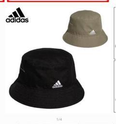 """Thumbnail of """"adidasアディダス バケットハット 黒 ブラック"""""""