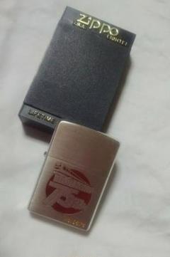 東急電鉄75周年記念のZiPPOのライター