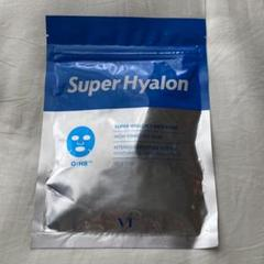 "Thumbnail of ""新品 VT super hyalon スーパーヒアルロン フェイスマスク"""