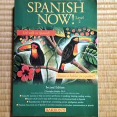 "Thumbnail of ""SPANISh  NOW! Level 2"""