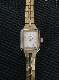 CITIZEN レディース 腕時計  稼働品