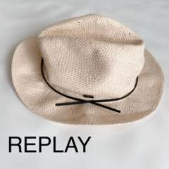 """Thumbnail of """"【新品タグ付】REPLAY ハット M"""""""