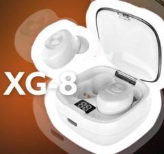 "Thumbnail of ""大人気 XG-8 ワイヤレス イヤホン Bluetooth ギフト  白/"""