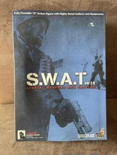 "Thumbnail of ""【匿名配送】ホットトイズ HotToys  SWAT ver2.0 未使用"""