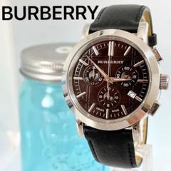 "Thumbnail of ""116 BURBERRY バーバリー時計 メンズ腕時計 クロノグラフ ブラック"""