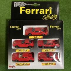 """Thumbnail of """"Maisto Ferrari Collection フェラーリ 5台セット"""""""