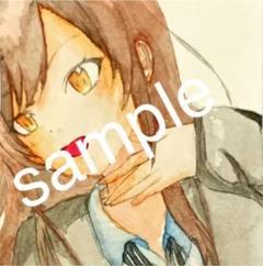 "Thumbnail of ""大崎甘奈 ファンアート"""