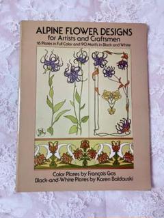 "Thumbnail of ""ALPINE FLOWER DESIGNS 刺繍 刺しゅう 図案"""
