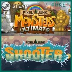 "Thumbnail of ""Steam◆PixelJunk Monsters+Shooter"""