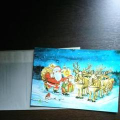 """Thumbnail of """"クリスマス テレカ付きポストカード"""""""